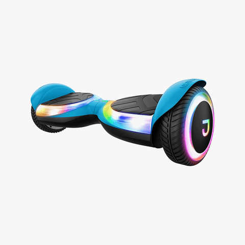 Sphere Hoverboard Neon Blue