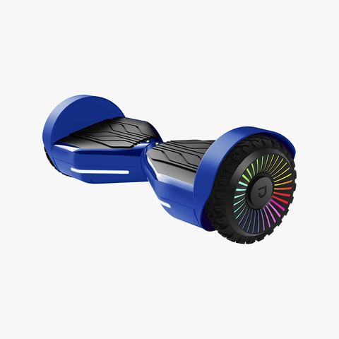 Strike Hoverboard Blue