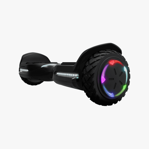 Nitro Hoverboard Black