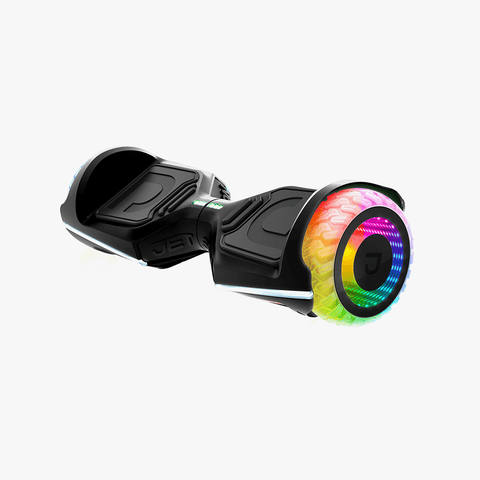 Rave Hoverboard Black