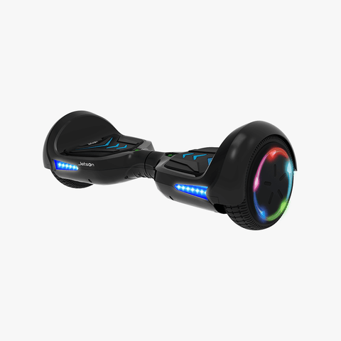 V6 Limited Hoverboard Black