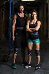 Ahoy Knee Sleeves - Unbroken Designs - Canada