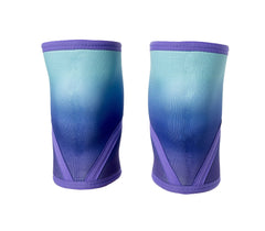 Purple Ombre Knee Sleeves - Unbroken Designs - Canada