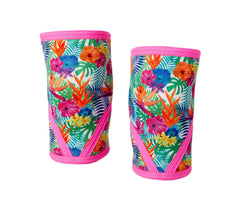 Paradise Pink Knee Sleeves - Unbroken Designs - Canada