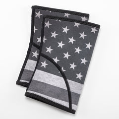Stars and Stripes Elbow Sleeves - Unbroken Designs - Canada