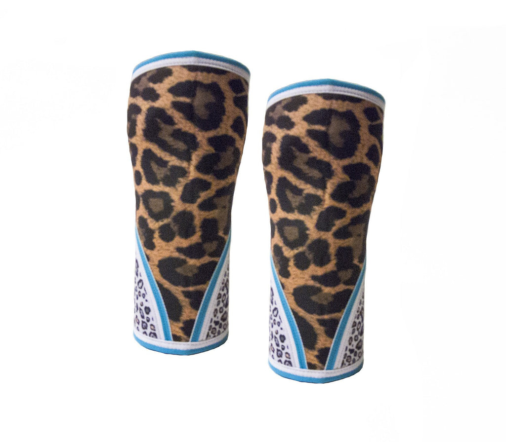 Lioness Squared Knee Sleeves - Unbroken Designs - Canada