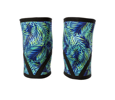 Paradise City Knee Sleeves - Unbroken Designs - Canada