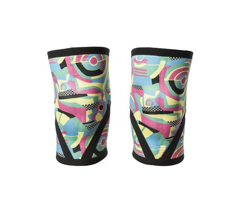 Swirls for Girls Knee Sleeves - Unbroken Designs - Canada
