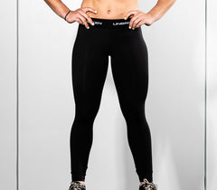 "The Unbroken Legging in Black | Legging ""The Unbroken"" en Noir - Unbroken Designs - Canada"