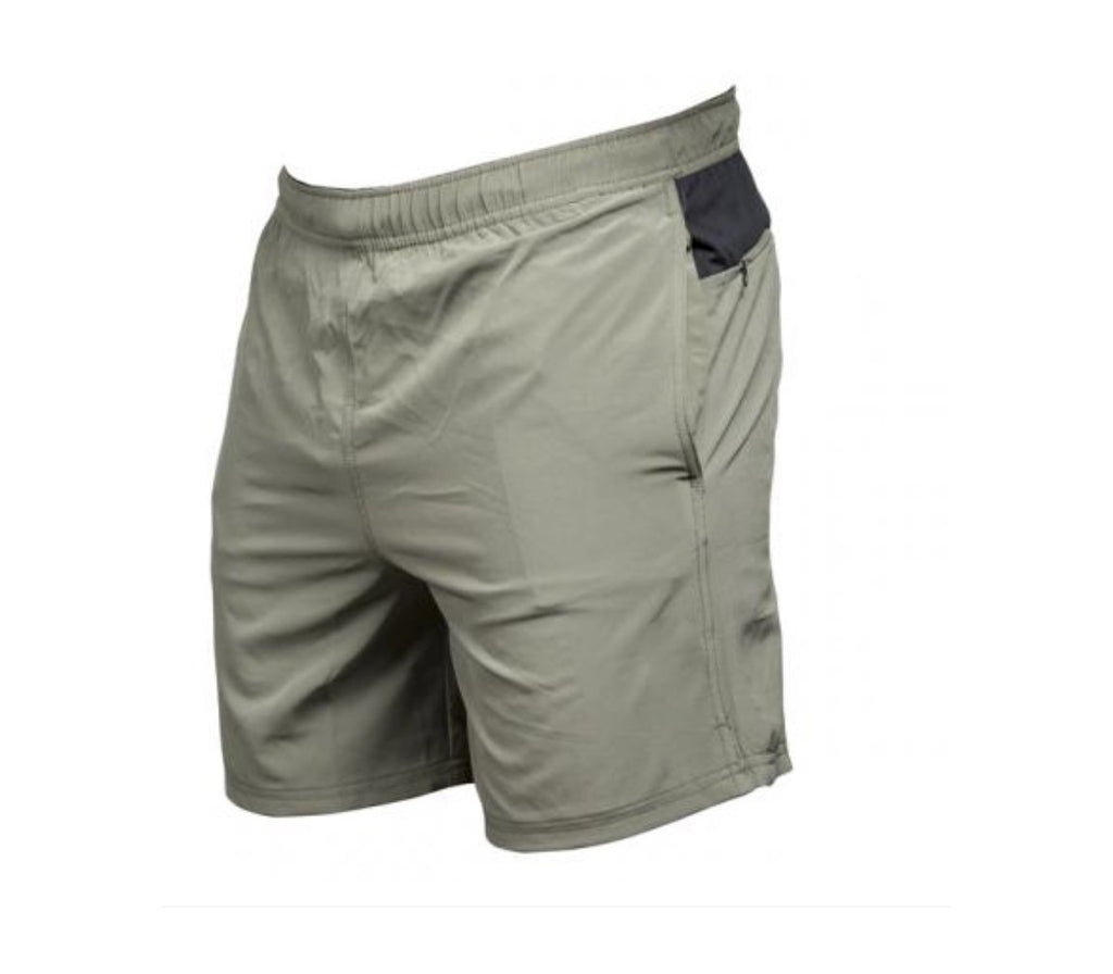 "The Ruckus Shorts in Olive Green | ""The Ruckus Shorts"" en Vert Olive - Unbroken Designs - Canada"