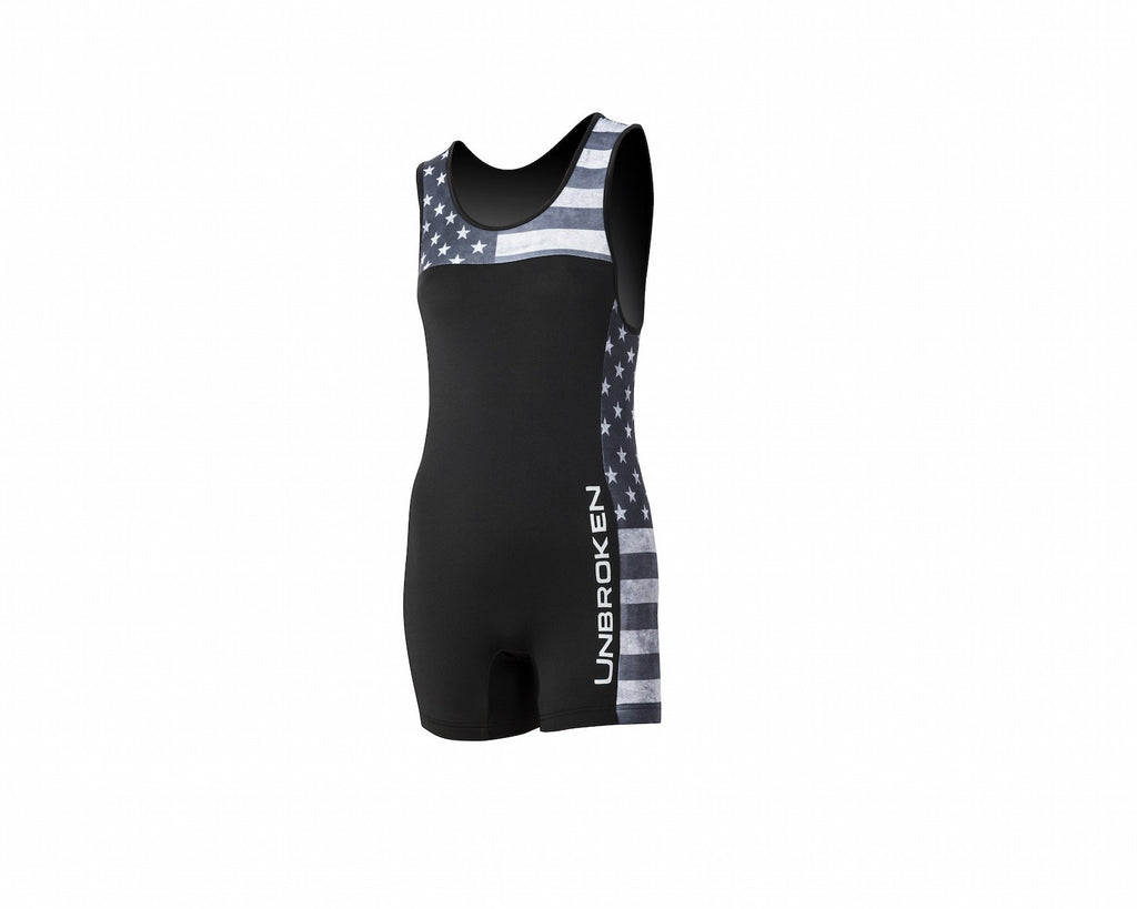 Stars and Stripes Singlet - Unbroken Designs - Canada