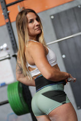 GI Jane Shorts with Black Mesh - Unbroken Designs - Canada