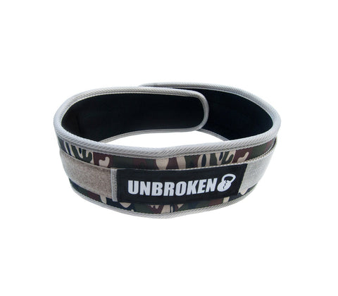 Incognito Lifting Belt - Unbroken Designs - Canada