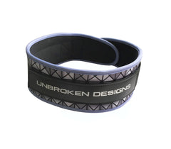 Silver Tron Weight Belt - Unbroken Designs - Canada