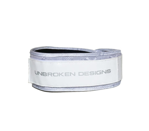 White Snake Weight Belt - Unbroken Designs - Canada