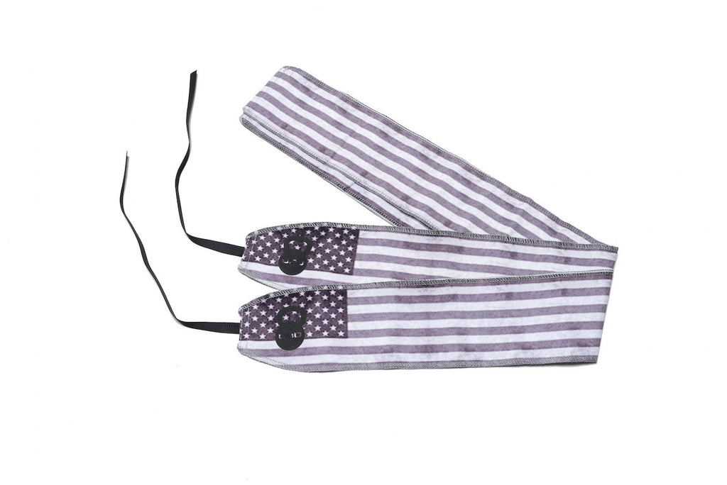 Stars and Stripes Wrist Wraps - Unbroken Designs - Canada