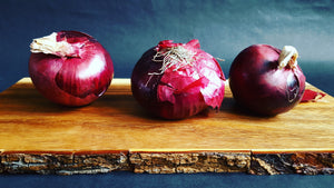 Why The Onion Is The Most Sensual of All Foods.