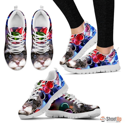 Havanese-Dog Running Shoes For Women-Free Shipping