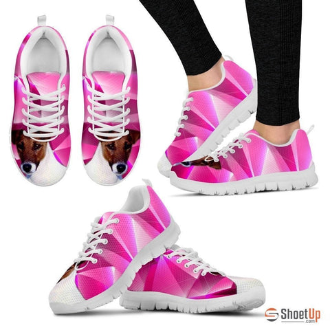 Smooth Fox Terrier Dog Running Shoes For Women-Free Shipping