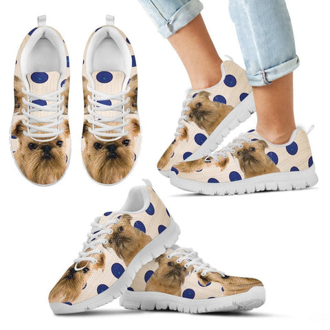 Brussels Griffon Dog Running Shoes For Kids-Free Shipping