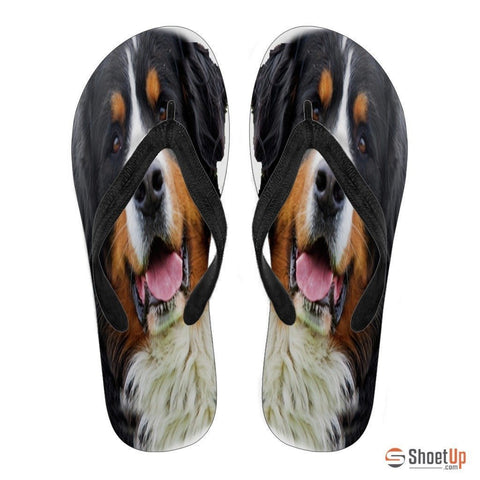 Bernese Flip Flops  For Women- Free Shipping