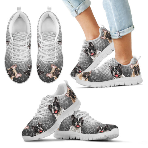 FRENCH BULLDOG Kid's Sneakers