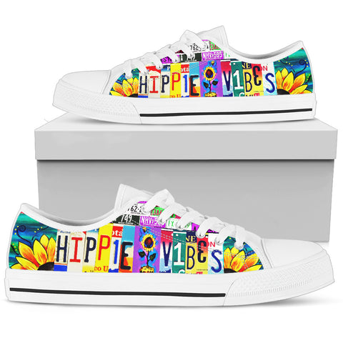 Hippie Vibes - Low Top