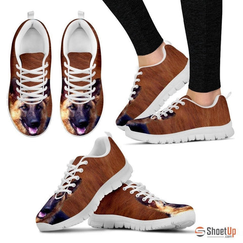 German Shepherd-Dog Shoes For Women-Free Shipping