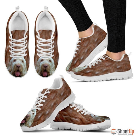 Spinone Italiano Dog Running Shoes For Women-Free Shipping