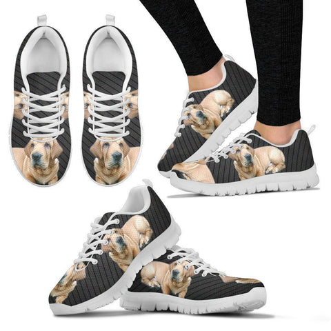 Shar Pei Basset Dog Running Shoes For Women-Express Shipping