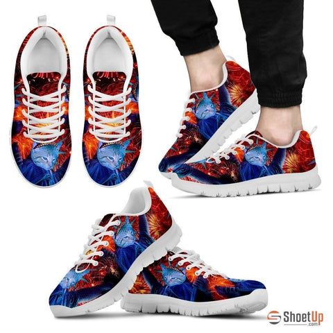 Statue Of Liberty-Cat Shoes For Men-Free Shipping Limited Edition