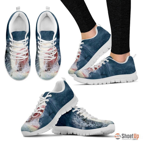 Impression Shark Running Shoes(Men/Women)-3D Print-Free Shipping