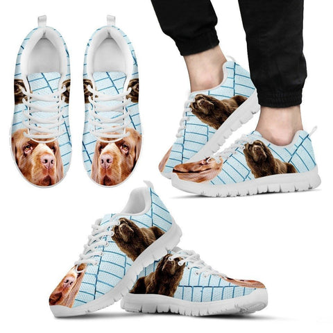 Sussex Spaniel Running Shoes For Men-Free Shipping Limited Edition