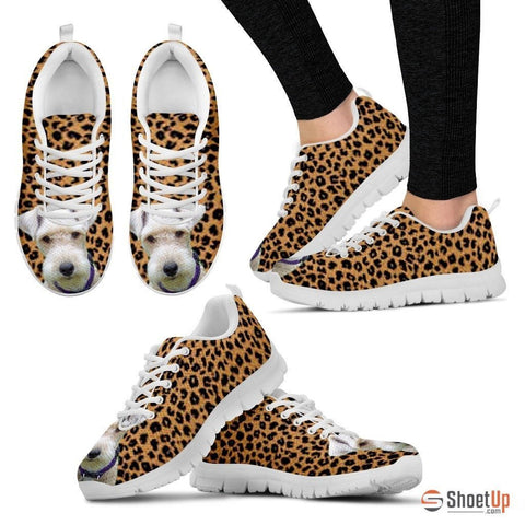 Lakeland Terrier Dog Running Shoes For Women-Free Shipping