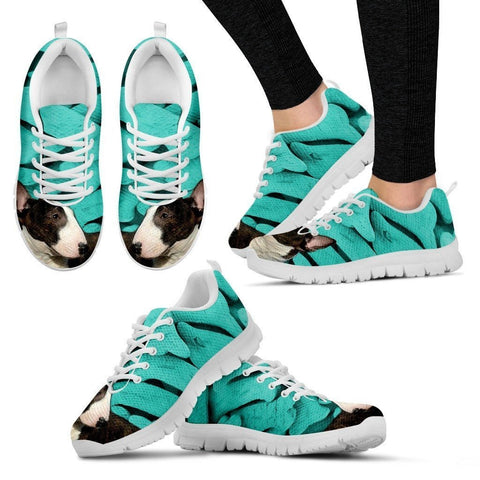 Miniatur Bullterrier Running Shoes For Women-Free Shipping