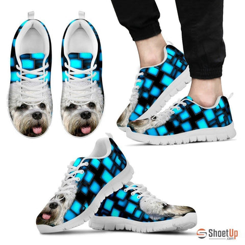 Dandie Dinmont Terrier-Dog Running Shoes For Men-Free Shipping Limited Edition