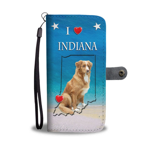 Nova Scotia Duck Tolling Retriever Wallet Case-Free Shipping-IN State