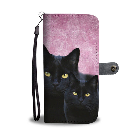 Amazing Bombay Cat Print Wallet Case-Free Shipping