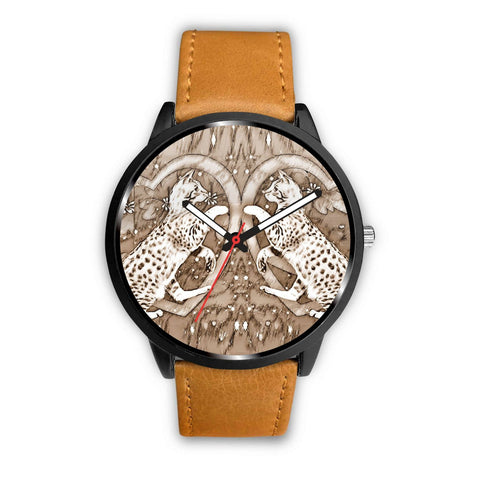 Ocicat print Wrist Watch-Free Shipping