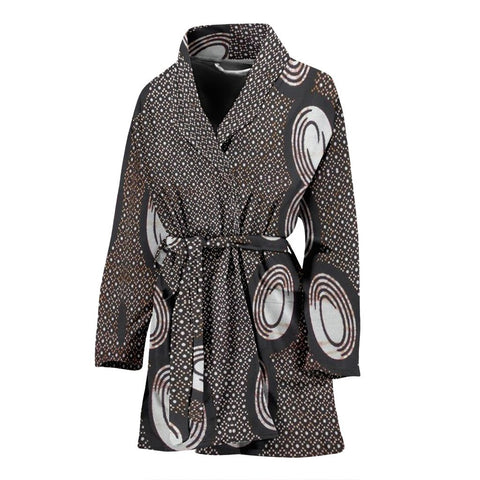 Amazing Print Women's Bath Robe-Free Shipping
