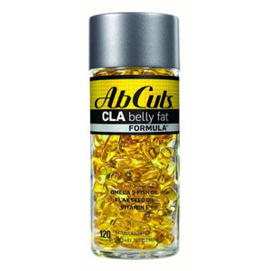 AB Cuts CLA Belly Fat Formula Weight-Loss Capsules (120-Count)