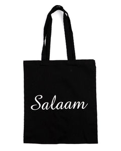 Black Salaam Totebag