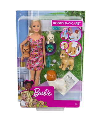 Barbie Doggy Day Care Brand New Doll - My Cute Cheap Store