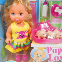 Evi Puppy Love Doll collection - My Cute Cheap Store