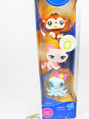 Littlest Pet Shop #1345, #1346 and #1347 New in Box - My Cute Cheap Store