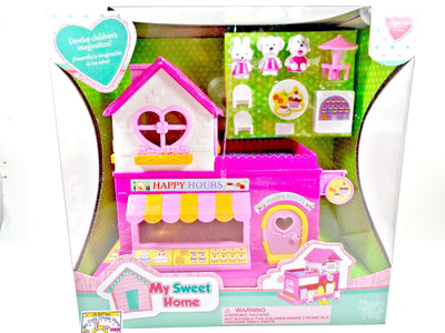My Sweet Home Playhouse with accessories - My Cute Cheap Store