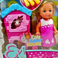 Little Girls Doll Cute Rabbit House Collection - My Cute Cheap Store