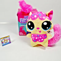 "Littlest Pet Shop Hungry Pets 2.5"" Surprise Plush NIB - My Cute Cheap Store"