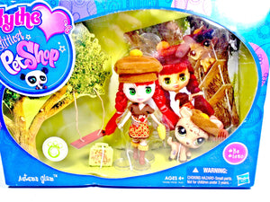 Littlest Pet Shop Autum Glam Set Blythe and Deer #1620 NIB - My Cute Cheap Store