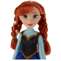 New Disney Frozen Classic Fashion  Anna Doll - My Cute Cheap Store
